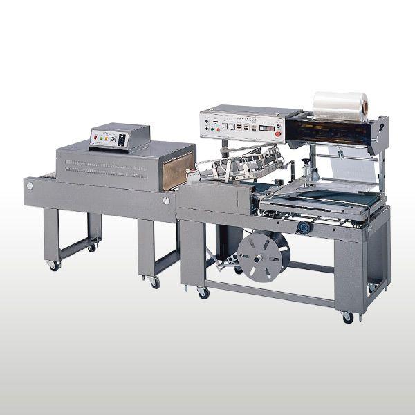 PC504+202(L型全自動封口機+收縮機)